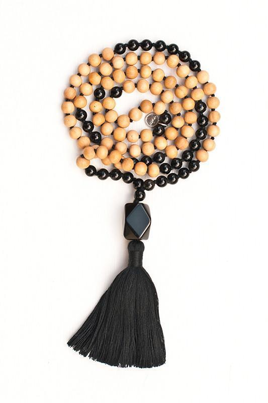 Jewellery Mala Collective Meditate Mala - Embodying Fearlessness