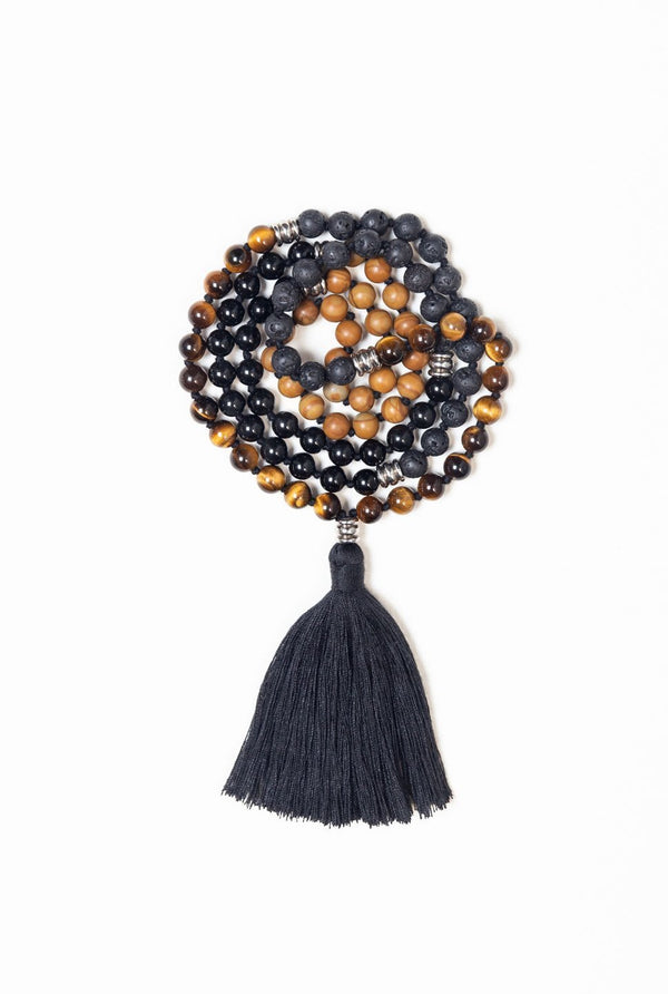 Jewellery Mala Collective Peaceful Protector Mala