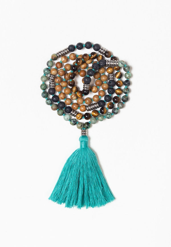 Jewellery Mala Collective Spiritual Surfer Mala