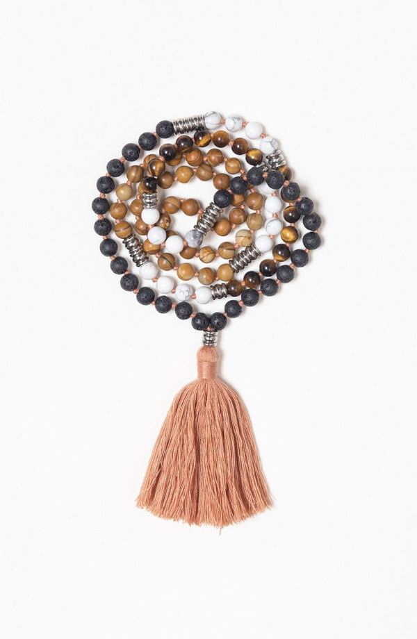 Jewellery Mala Collective Sun Salutation Mala