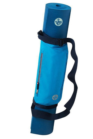Bags & Slings Manduka Go Play 3.0 Mat Carrier - Cyan