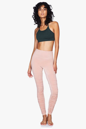 Moonchild Ballet Leggings - Rose Dust