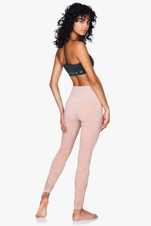 WOMENS LEGGINGS Moonchild Ballet Leggings - Rose Dust
