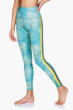 WOMENS LEGGINGS XS (U.K 8) Moonchild Peace Warrior II Leggings