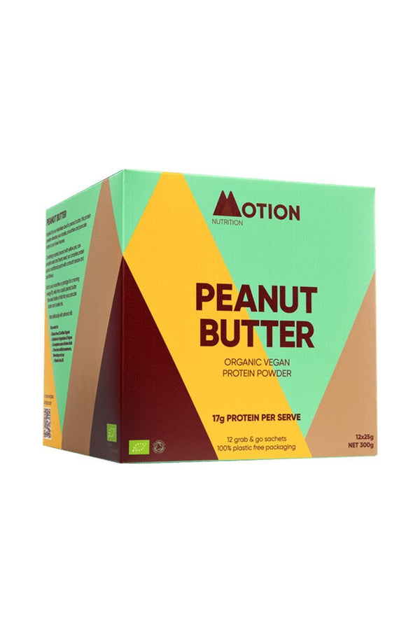 supplements Motion Nutrition Peanut Butter Protein Shake