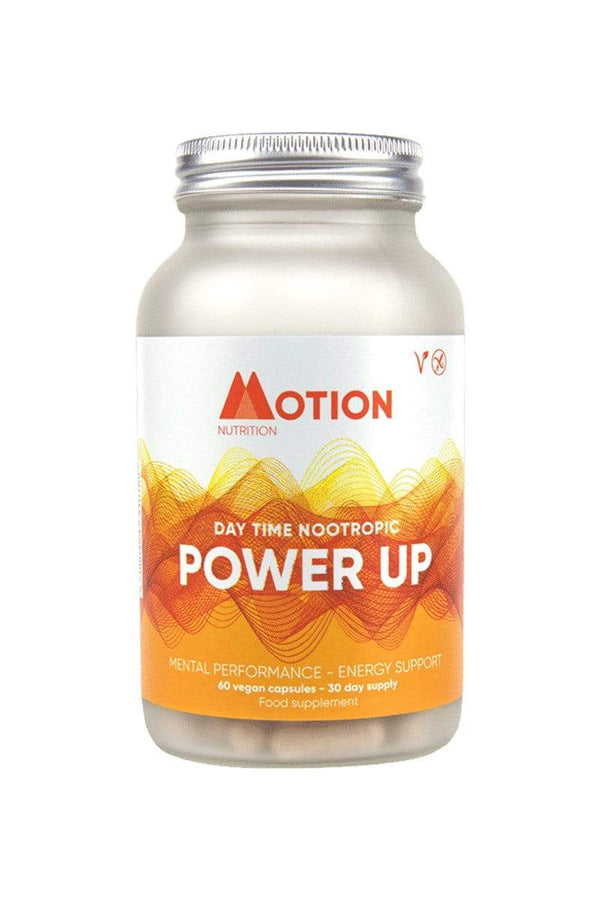 supplements Motion Nutrition Power Up: Day Time Nootropic