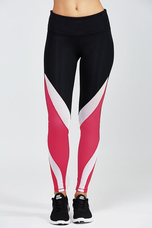 WOMENS LEGGINGS Noli Lola Legging - Rouge