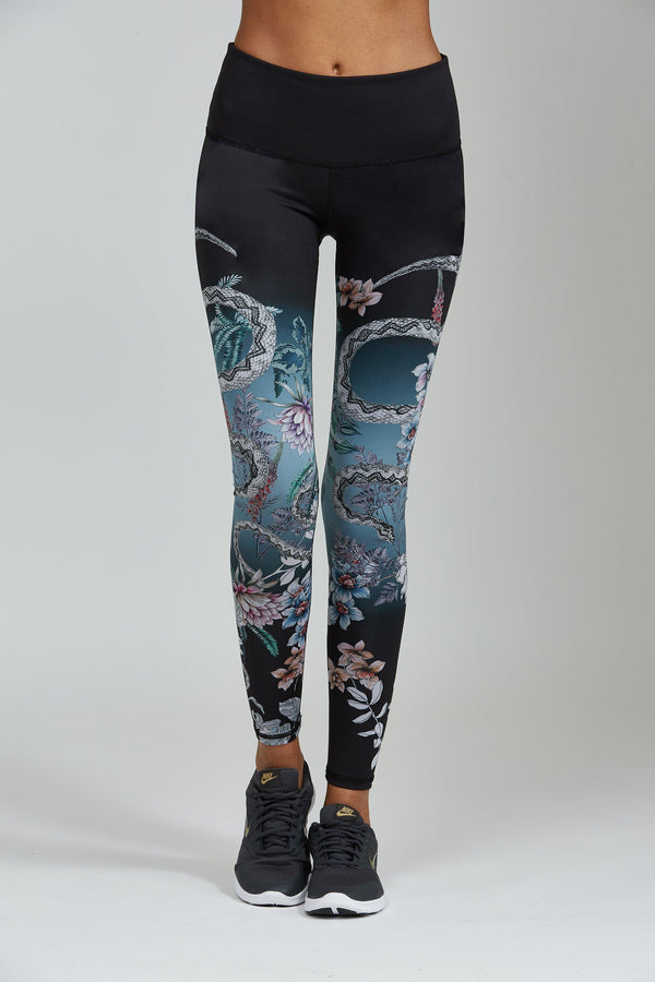 WOMENS LEGGINGS XS (U.K 4-6) Noli Ivy Legging