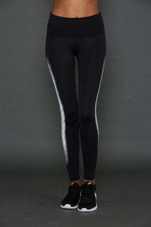 WOMENS LEGGINGS XS (U.K 6) Noli Cobra Reflective Legging - LIMITED EDITION