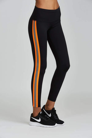 WOMENS LEGGINGS XS (U.K 6) Noli Energy Legging Orange