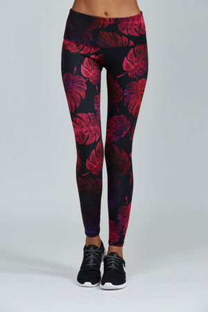 WOMENS LEGGINGS XS (U.K 6) Noli Palma Legging