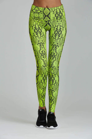 WOMENS LEGGINGS XS (U.K 6) Noli Python Legging