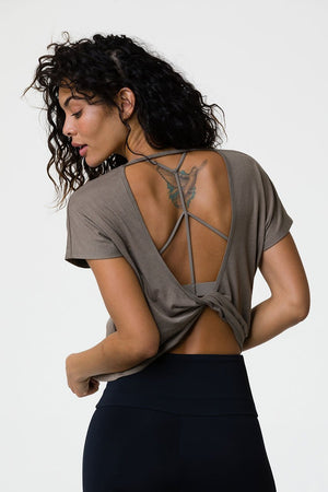 Women's Tops/Tanks ONZIE Swing Back Top - Dust