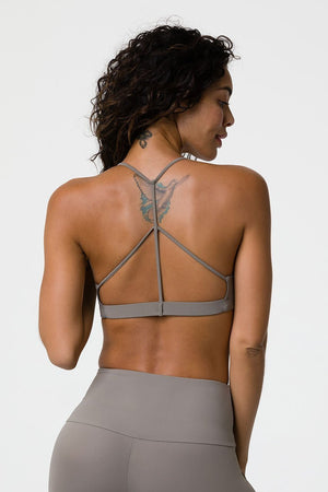 WOMENS BRAS ONZIE Pyramid Bra - Dust