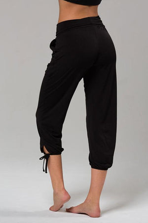 WOMENS LEGGINGS ONZIE Gypsy Pant - Black