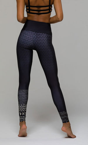 WOMENS LEGGINGS ONZIE High Rise Graphic Legging - Las Lunas