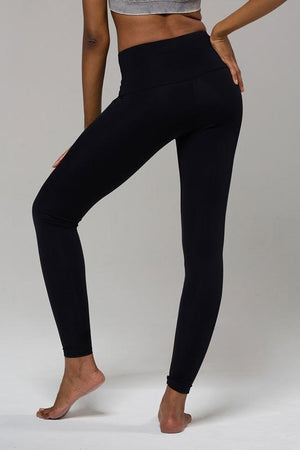 WOMENS LEGGINGS ONZIE High Rise Legging - Black