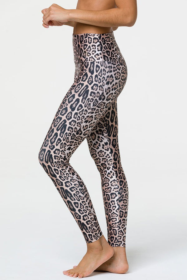 ONZIE High Rise Legging - Leopard