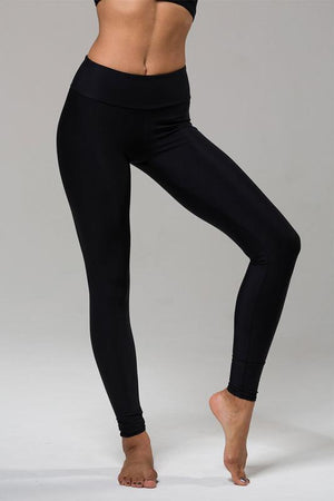 WOMENS LEGGINGS ONZIE Long Legging - Black
