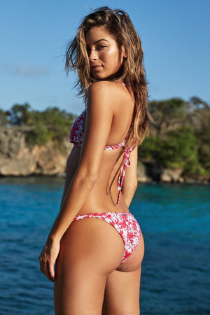 SWIMWEAR Spiritual Gangster Zen Bikini Bottom Antigua Floral