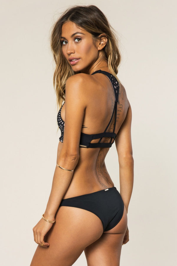 SWIMWEAR Spiritual Gangster Zen Bottom - Black
