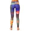 WOMENS LEGGINGS Teeki Clouds Hot Pant