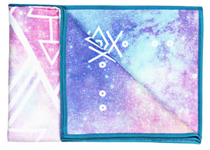 Towel Vagabond Goods Twilight Printed Yoga Towel