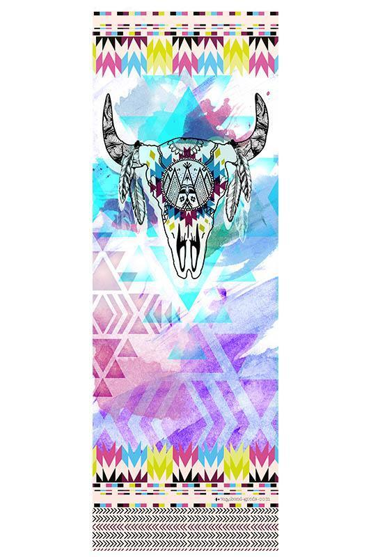 Towel Vagabond Goods Yoga Towel - Buffalo Dancer