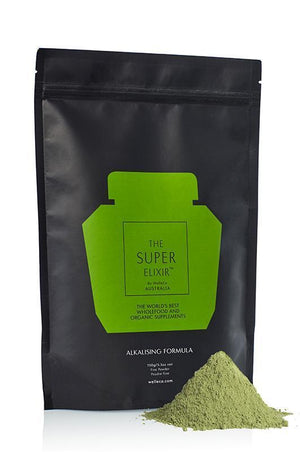 supplements WelleCo SUPER ELIXIR Greens 150g Trial Pack
