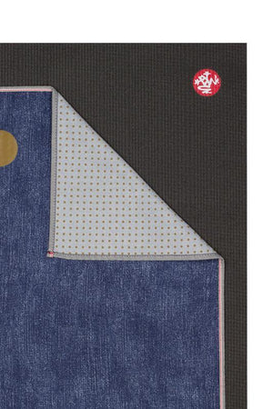 Towel Yogitoes 'Indigo Denim' Skidless Yoga Towel