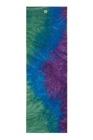 Towel Yogitoes Skidless Yoga Towel - Peacock
