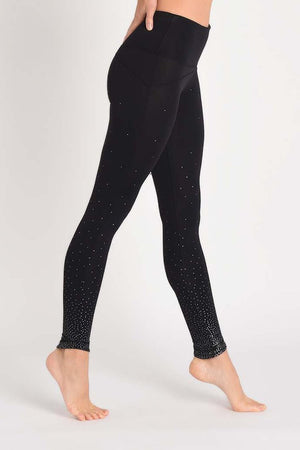 WOMENS LEGGINGS YUJ Yoga Leggings Sparkle