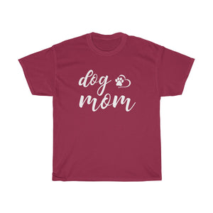 Dog Mom Heart Tee