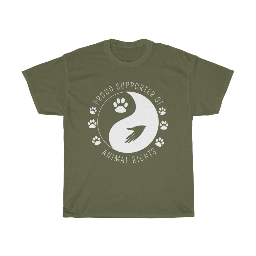 Animal Rights Supporter T-shirt