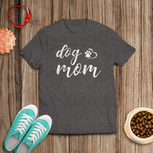 Load image into Gallery viewer, Dog Mom Heart Tee