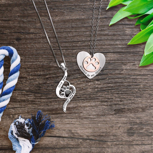 Forever In My Heart Necklace Bundle