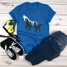 Load image into Gallery viewer, Howling Dog T-Shirt