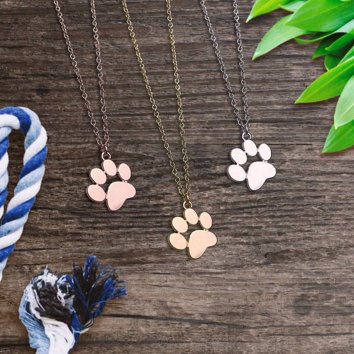 Paw Necklace Bundle (3)