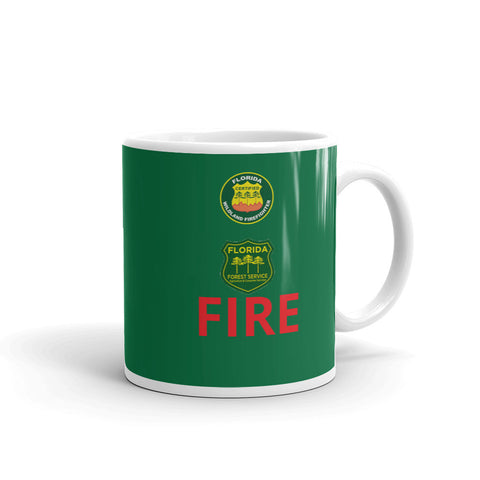 FLORIDA FOREST SERVICE Mug, 11oz or 15oz