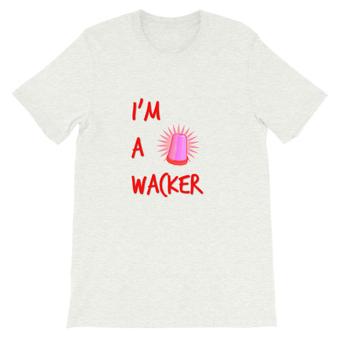 I'M A WACKER Bella + Canvas 3001 Short-Sleeve Unisex T-Shirt