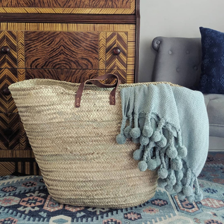 Chic storage basket