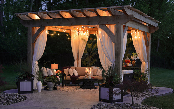 Redesign your patio