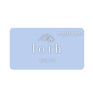 loth & co gift card