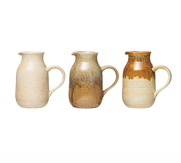 Almond Pitcher Series