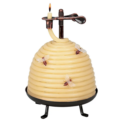 70 Hour Beehive Candle