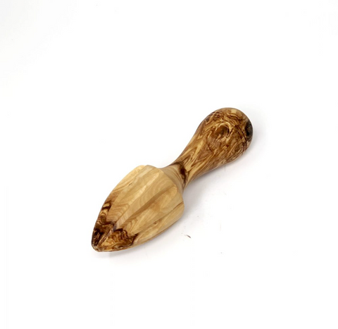 Olive Wood Lemon Squeezer