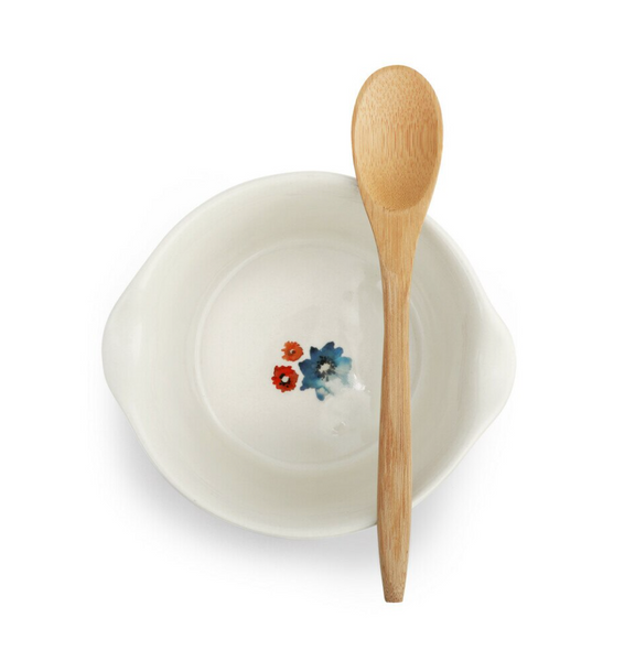 Meadow Flowers Appetizer Bowl