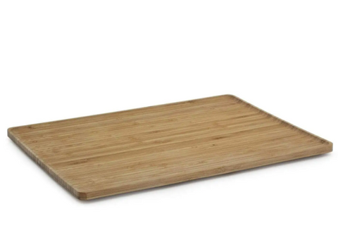 Large Bamboo Serving Tray