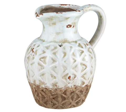 Ceramic Pitcher Vase