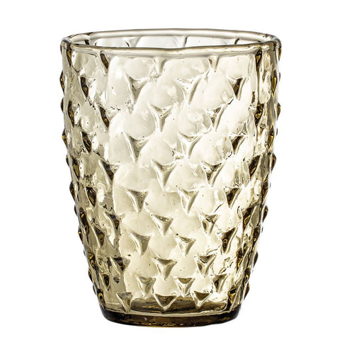 Olive Recycled Glass Tumbler